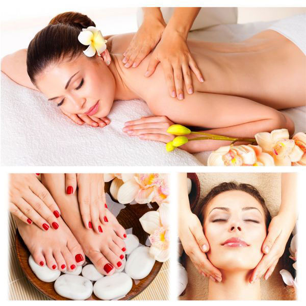 luxury pampering gift voucher