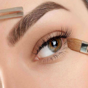 gift voucher for makeup and hair style